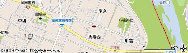 委利宗周辺の地図