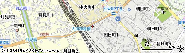 スナックドル周辺の地図