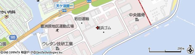 三重県四日市市天カ須賀新町周辺の地図
