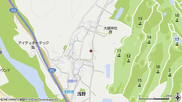 〒679-2317 兵庫県神崎郡市川町浅野の地図