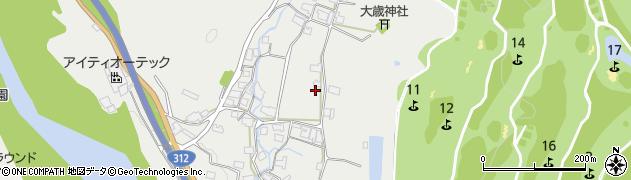 兵庫県市川町(神崎郡)浅野周辺の地図
