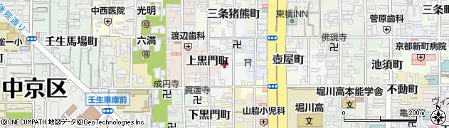 専應寺周辺の地図