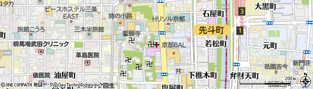 河原町 ユニゾイン 四条 京都