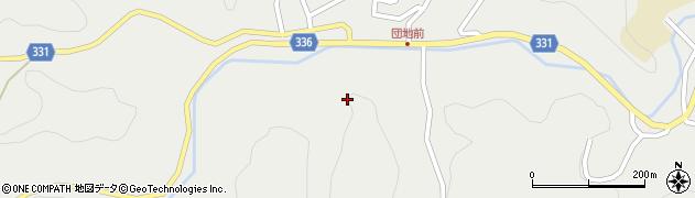 愛知県岡崎市保久町(坂砂)周辺の地図
