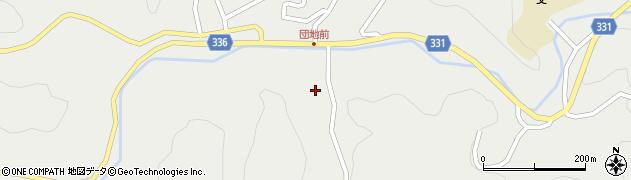 愛知県岡崎市保久町(片坂)周辺の地図