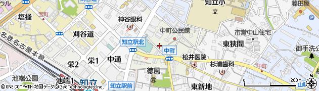 茶煎房周辺の地図