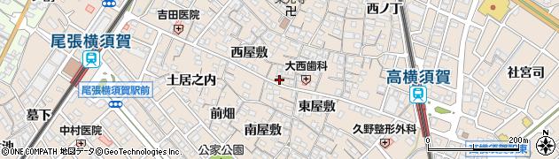 和光周辺の地図