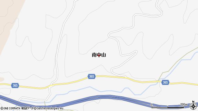 〒679-5512 兵庫県佐用郡佐用町南中山の地図