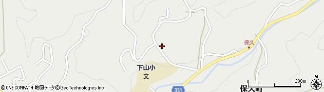 愛知県岡崎市保久町(井戸田)周辺の地図