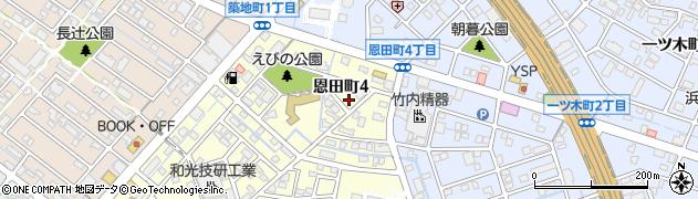 パブハウスREI周辺の地図