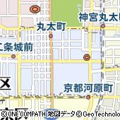京都府京都市中京区高宮町(御池通)206