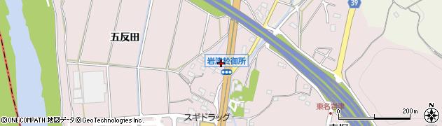 トン珍カン周辺の地図