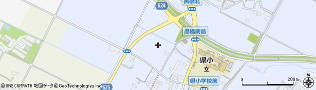 三重県四日市市赤水町周辺の地図