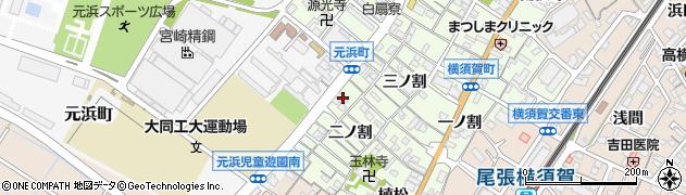 ワンオーワン(101)周辺の地図