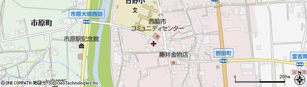 サロン・ド・エール周辺の地図