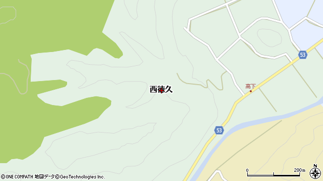 〒679-5214 兵庫県佐用郡佐用町西徳久の地図