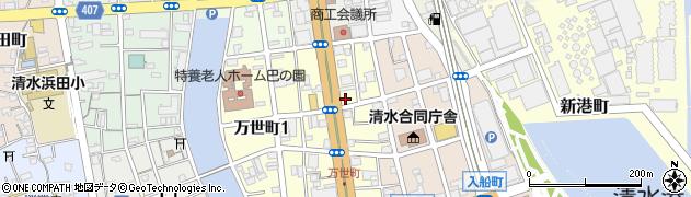 ガレージパラダイス358周辺の地図