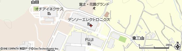 愛知県岡崎市真福寺町(深山)周辺の地図