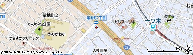 亜路彩周辺の地図