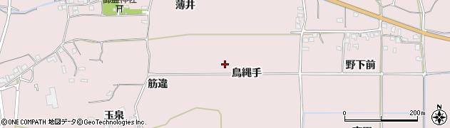 京都府亀岡市稗田野町佐伯周辺の地図