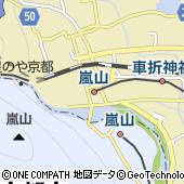 嵐山温泉「駅の足湯」