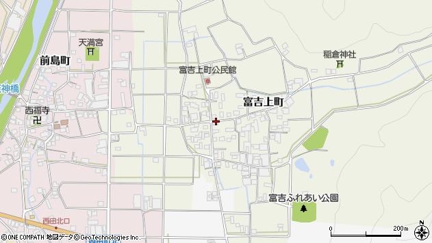 〒677-0011 兵庫県西脇市富吉上町の地図