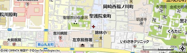 泉徳寺周辺の地図