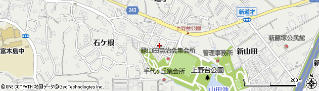 愛知県東海市富木島町(山田)周辺の地図