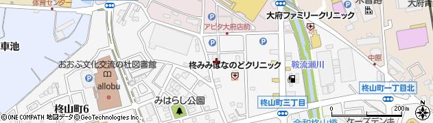 幸屋周辺の地図