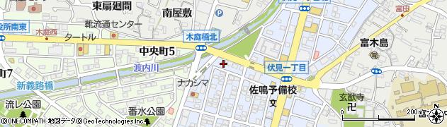 株式会社たつえ周辺の地図