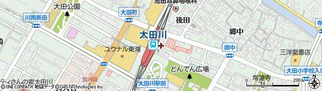 Cafe&BarNaNA‐Marl周辺の地図