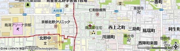 選仏寺周辺の地図
