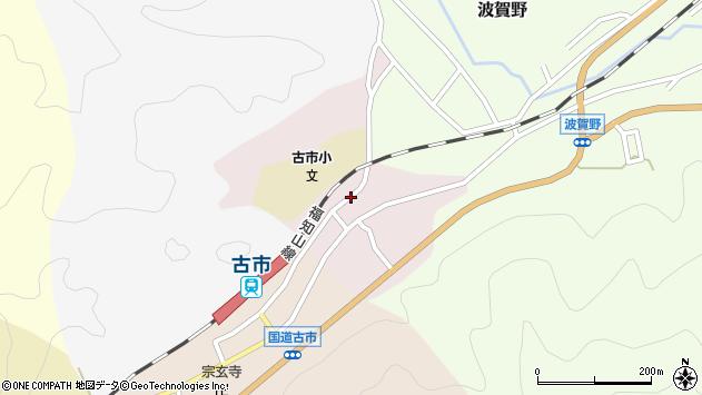 〒669-2122 兵庫県丹波篠山市波賀野新田の地図