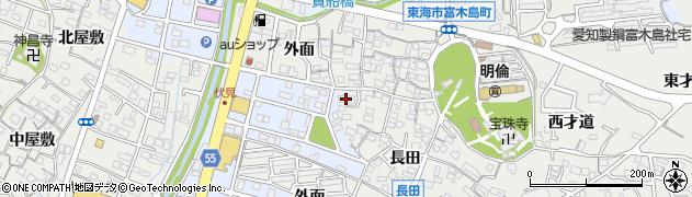 さくら配食サービス 東海知多事業所周辺の地図