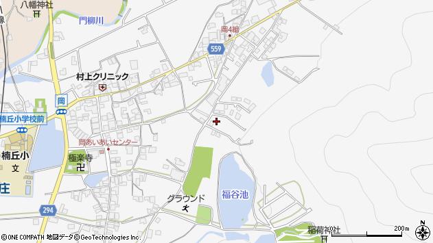 〒679-0313 兵庫県西脇市黒田庄町岡の地図