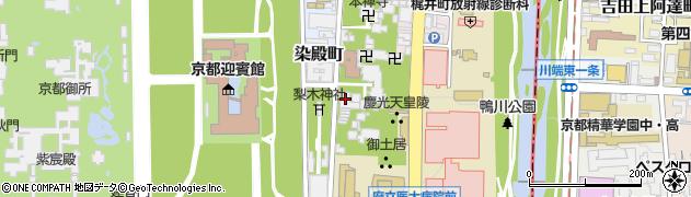 松林院周辺の地図