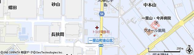 Room周辺の地図