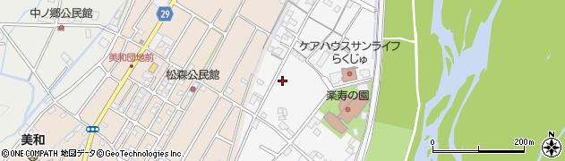 静岡県静岡市葵区与左衛門新田周辺の地図