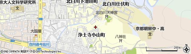 天神神宮周辺の地図
