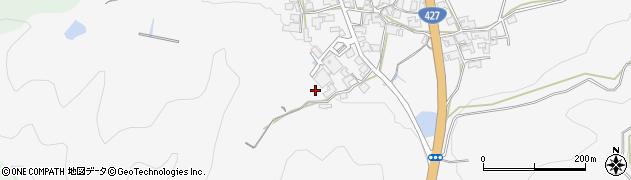 兵庫県多可町(多可郡)中区曽我井周辺の地図