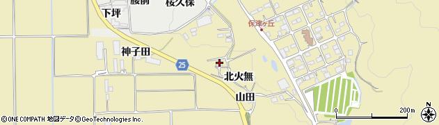 京都府亀岡市保津町(小寺)周辺の地図