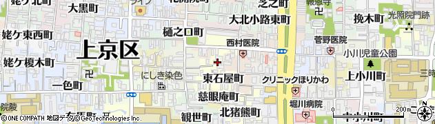 徳円寺周辺の地図