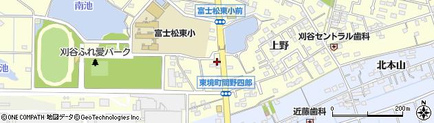 名物炉ばたづぼらや周辺の地図