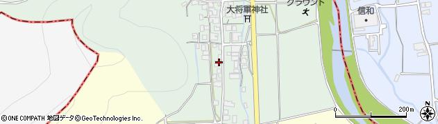 笹倉デンキ周辺の地図