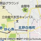 立命館大学徒歩30秒平野神社徒歩6分駐車場