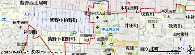 大幸寺周辺の地図