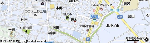 愛知県東海市荒尾町周辺の地図