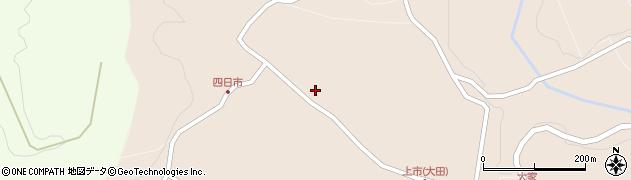 西臨寺周辺の地図