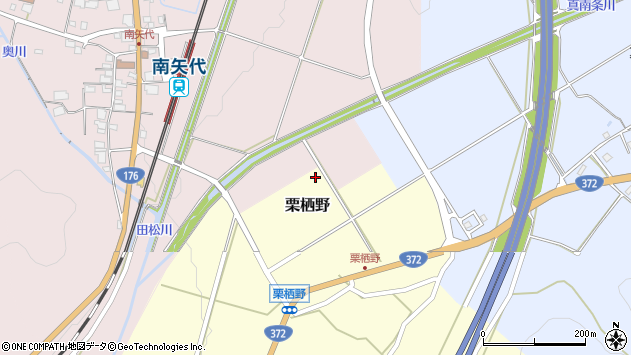 〒669-2465 兵庫県丹波篠山市栗栖野の地図