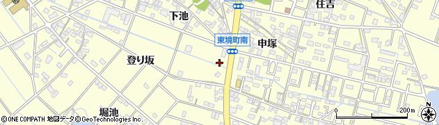 ほっともっと刈谷東境町店周辺の地図